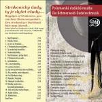 Folklorní CD Strakonický dudy, ty je slyšet všudy - lidová muzika