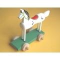 Tradiční dřevěné hračky