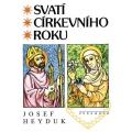Svatí církevního roku - kniha