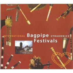 International Bagpipe Festivals Strakonice - kniha