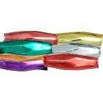 Ječmen barevný matný 9 mm - skleněné perle šmelc - 60 ks