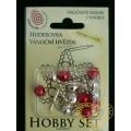 Hobby set - vánoční hvězda huderovka