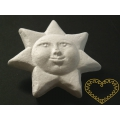 Polystyrenové slunce - oboustranné