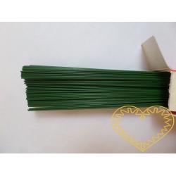 Zelené sekané dráty průměr 1,6 mm - 1 kg