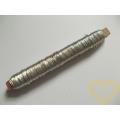 Stříbrný drát - ø 0,5 mm, délka 50 m