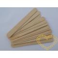 Dřevěné lékařské špachtle malé - 100 ks