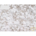 Bílý mix - skleněné korálky - balení 450 g