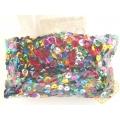 Flitry - barevný mix - 100 g