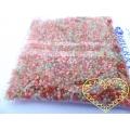 Mini barevné skleněné korálky 1,8 mm - 50 g