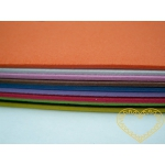 Akce - Pěnová guma / moosgummi - barevný mix 10 ks