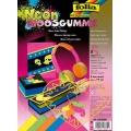 Pěnová guma neonová - barevný mix 5 ks