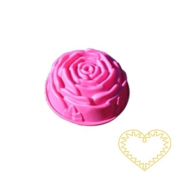 Růže - silikonová forma