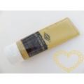 Zlatá barva na linoryt 300 ml