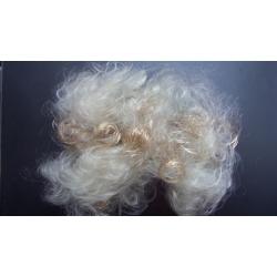 Andělské vlasy krémové se zlatými - 15 g