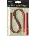 Quilling - navíječ a papírové proužky