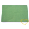 Plsť / filc - zelená hrášková barva - 30 x 20 cm