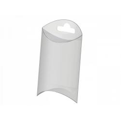 Plastová krabička k zavěšení 5 x 8,5 cm
