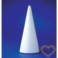 Polystyrenový kužel - výška 19 cm