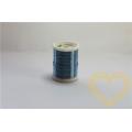 Měděný drátek světle modrý - ø 0,3 mm, délka cca 9 m