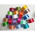 Stuha atlasová různé barvy šíře 5 mm - 50 m