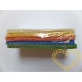 Barevný včelí vosk na zdobení kraslic - 5 barev