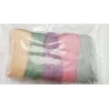 Ovčí vlna - sada 6 pastelových barev 50 g