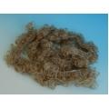 Béžové delší vlasy na fólii - 1 m