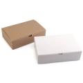 Papírová krabička uzavíratelná 12 x 18 x 5 cm