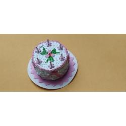 Dort se svíčkami - miniatura