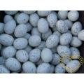 Kropenatá plastová vajíčka výška 4 cm - 70 ks