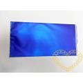 Dárkový celofánový sáček modrý mat 20 x 10 cm - 50 ks