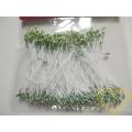 Pestíky květinové světle zelené 1-2 mm - 144 ks
