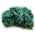 Tmavě zelená papírová aranžovací tráva