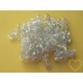 Andělské vlasy stříbrné - baroko 20 g