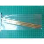 Zvonkohra - zlaté zvonící tyčinky 15, 17,5 a 20 cm