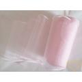 Organza bledě růžová - šíře 12 cm