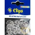 Zapínání C ke gumičkám loops - 50 ks