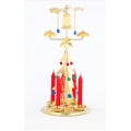 Andělské zvonění - zvonící stromek - český výrobek