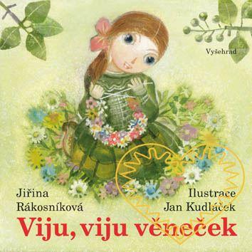 Oblíbená autorka Jiřina Rákosníková posílá věneček těch nejprostších veršů a říkadel. Je určena pro děti, ale i maminky, tatínky, babičky a dědečky, prostě pro všechny, kteří si uvědomují, jak je práce s dětmi krásná, důležitá a pro společnost přínos