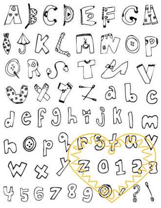 Gelová razítka - obrázková písmena a čísla. Velkou výhodou gelových razítek je to, že přesně vidíte místo, kam razítkujete. Lze snadno používat také k tisknutí na textil, hedvábí, keramiku, scrapbooking apod.