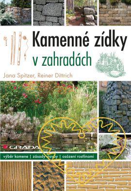 Kamenné zídky v zahradách - Spitzer Jana, Dittrich Reiner. V této knize je uvedeno, jak lze i s jednoduchými nástroji a s nízkou spotřebou materiálu vytvořit z estetického hlediska velice pohlednou a trvanlivou suchou zídku. Autoři v knize detailně p