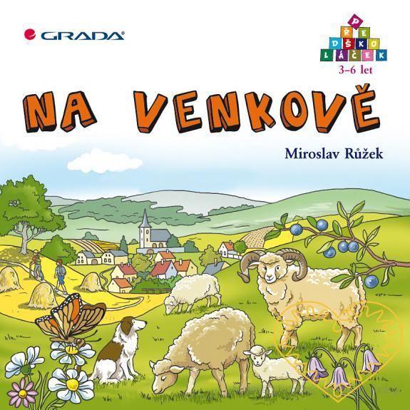 Zábavná knížka o životě na dnešním českém venkově děti provede životem na vsi. Tematické dvoustránkové obrázky s množstvím detailů věrně a s humorem zaznamenávají každodenní situace, např. práci na poli, masopust, zábavu u rybníka a zvířátka na statk